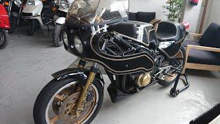 HONDA CB 1000 Bol d'Or Moto Martin   DRESDA y Shepherd