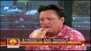STRENGTH AND HONOUR on NBC's TODAY show