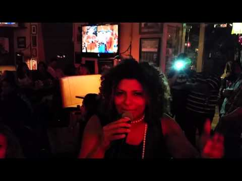 At Last - Camila Toledo - Gonzalo Araya - Mississippi Delta Blues Bar
