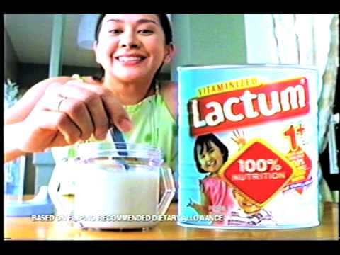 LACTUM COMMERCIAL OF MY SON by Niño Muhlach