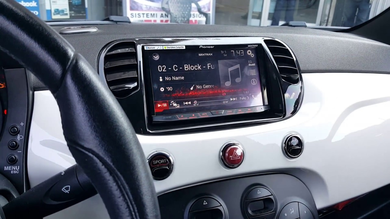 how to play apple tv in car