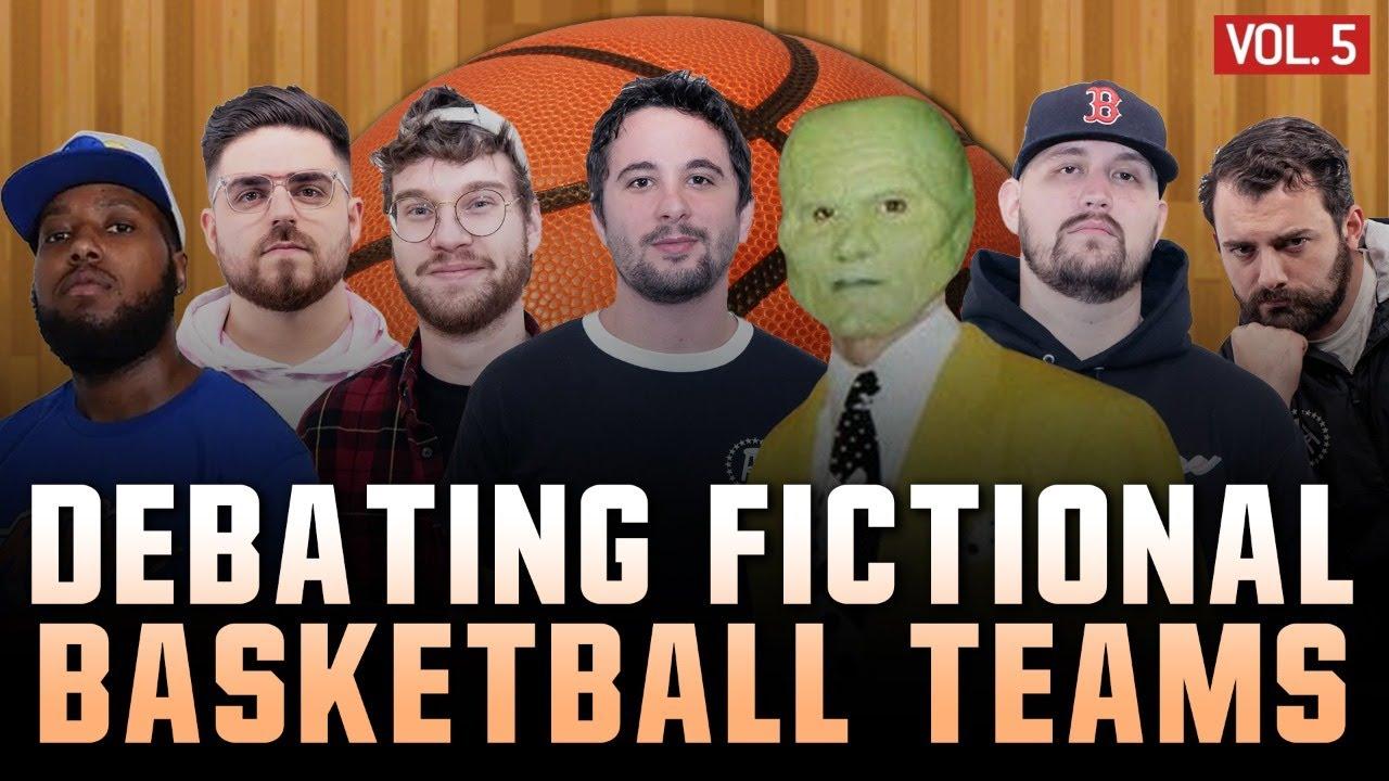 Download Fictional Debates (Season 1, Basketball vol. 5)