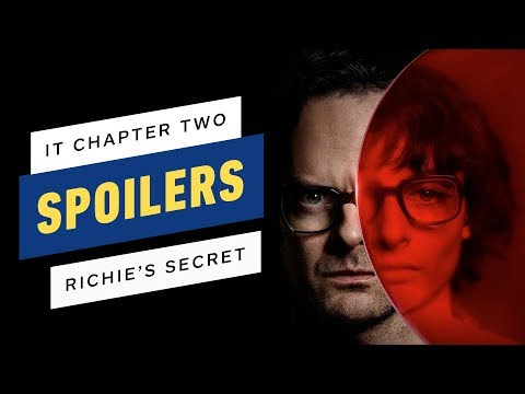 IT Chapter Two: How Richie's Secret Comes from Stephen King's Book