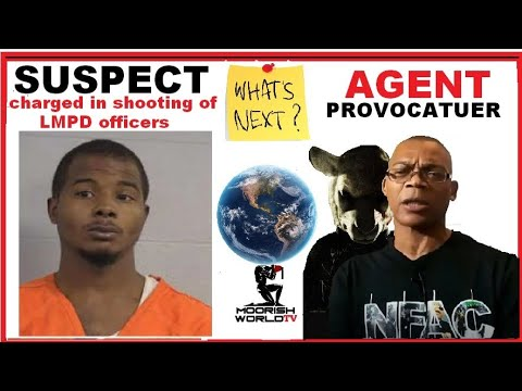 Where is NFAC now that a 26 yr old Suspect is charged in shooting of LMPD officers?