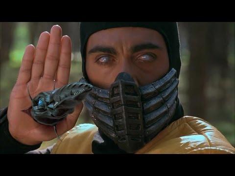 MORTAL KOMBAT (1995) - Киногрехи - озвучка BadComedian