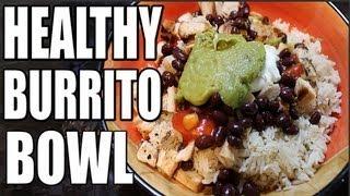 Homemade Chipotle Burrito Bowl