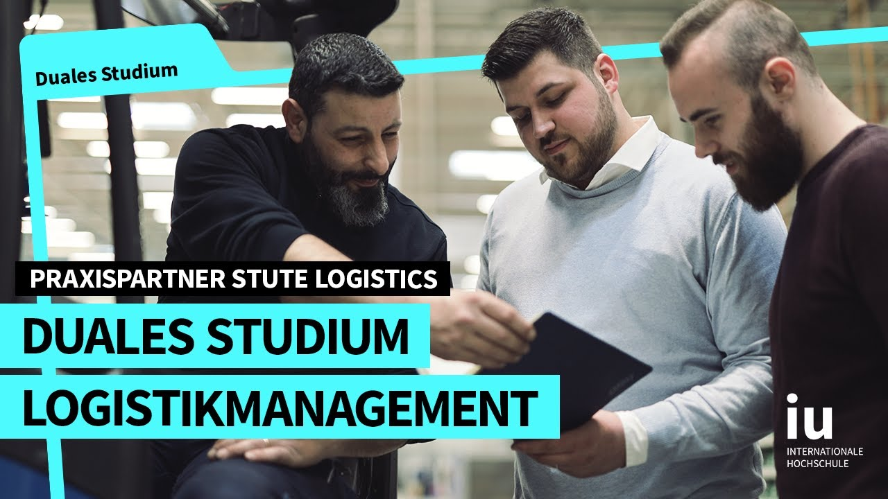 Duales Studium Logistikmanagement an der IUBH   Praxispartner STUTE Logistics
