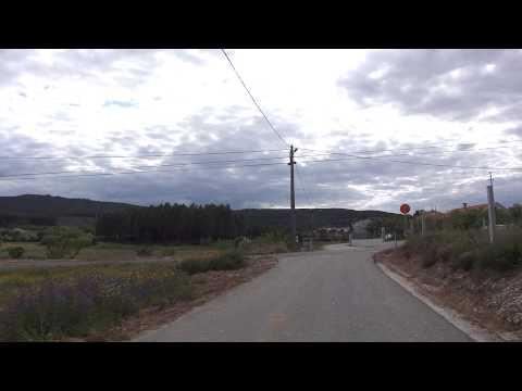 Rua da Cruz e Rua da Estação - Freguesia de Enxames