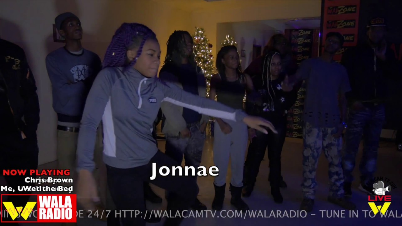 WALACAMTV.COM ITS ON (Taty vs Jonnae) !!! Hip Roll Battle @ DA WARZONE ON