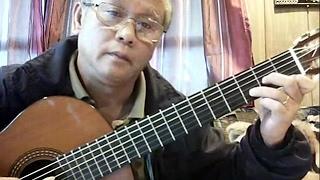 Bến Xuân (Văn Cao & Phạm Duy) - Guitar Cover