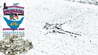 The Biggest ICE FISHING Tournament In The WORLD!