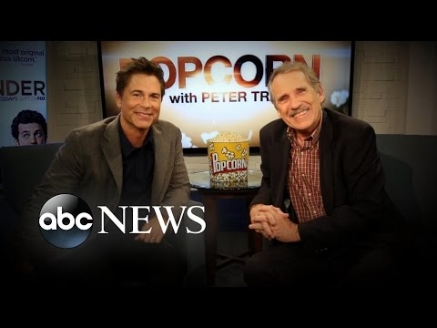 Rob Lowe on that Sex Tape, his Oscars Flop and Dancing 'Naked' in his Living Room