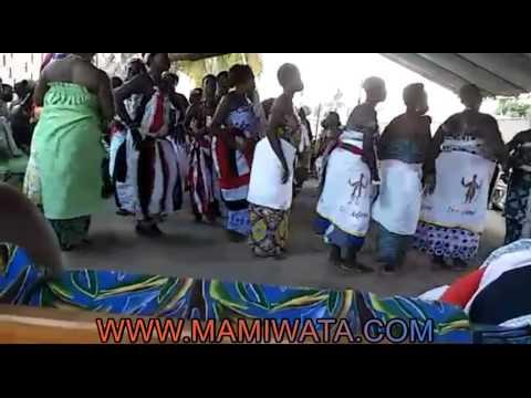 Aholu & Da Ceremony Lome, Togo 2017