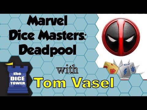 MINDEE 36 Deadpool Dice Masters 4 X STEPFORD CUCKOOS