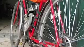 Велосипед с мотором Д8.(часть 3)Motorized Bicycle D8 (part3)