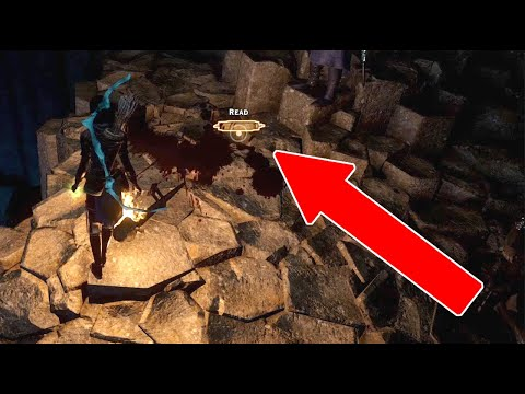 I made another video about Suspicious Secrets in the Deep Roads in Trespasser DLC which I also take it as an opportunity to...