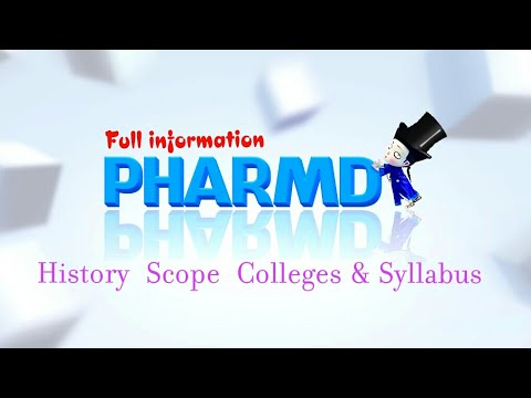 What after 12th/ HSC ? BECOME A DOCTOR WITHOUT DOING MBBS/BAMS/BHMS/VETERNARY. PHARM D INFO FULL HD
