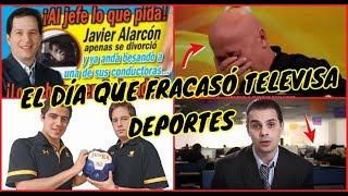 EL Día Que FRACASÓ Televisa Deportes