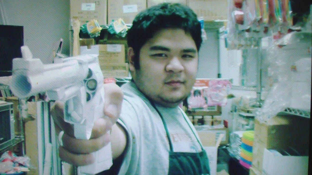 Papercraft S&W Model 29 .44 Magnum Revolver | Homemade Paper Guns