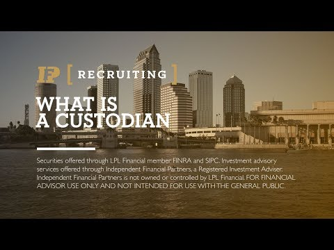 What is a Custodian