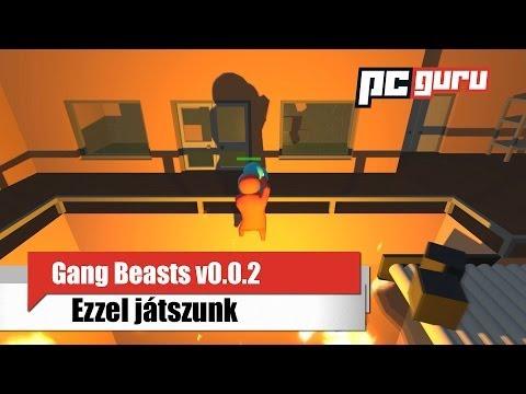 Gang Beasts v0.0.2 - Ezzel játszunk / pcguru.hu
