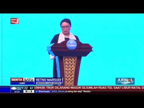 Retno Marsudi: Indonesia Akan Selalu Dukung Palestina