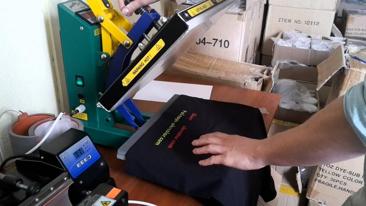 Как снять флекс термоплёнку с ткани
