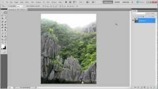 How to create a water reflection in Photoshop