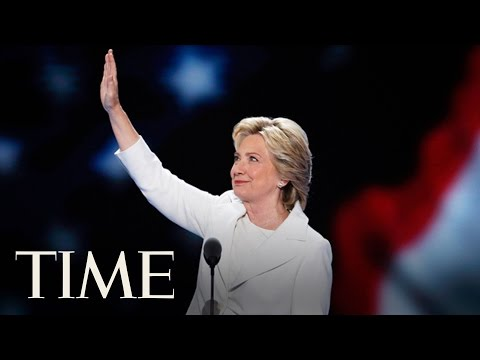 Hillary Clinton Runs For President: A Look Back | TIME