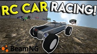 EXTREME RC CAR RACING & CHASES! - BeamNG Drive Gameplay & Crashes