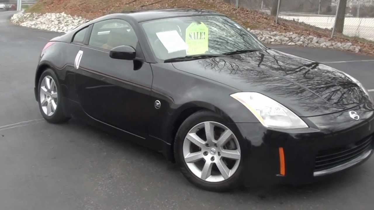 for sale 2003 nissan 350z touring stk 110198a youtube. Black Bedroom Furniture Sets. Home Design Ideas