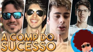A COMP SEASON 1 DO SUCESSO (Ft. Jukes, Yoda, Zirigud e INTZ Maynah)