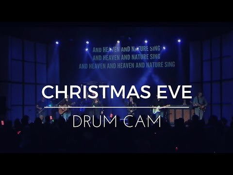 Church at Viera Christmas Eve 2015 Drum Cam