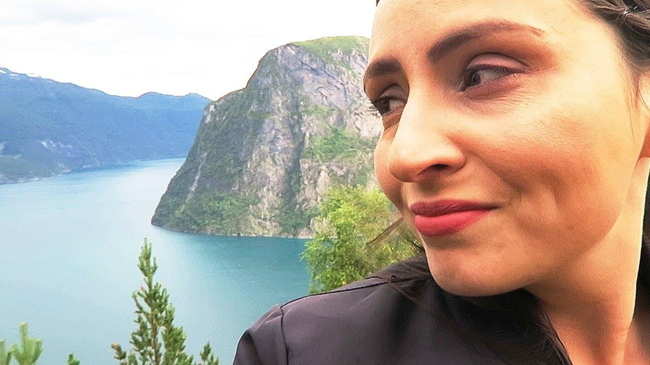 Норвежский лес ВЛОГ • Отдых с детьми в Норвегии • Insta Irina Gram