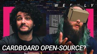 Parser JS escrito em JS, Novidades no npm e Cardboard open-source #320