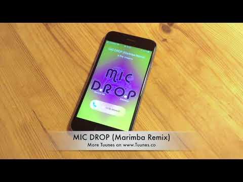 MIC DROP Ringtone - BTS (방탄소년단) Tribute Marimba Remix Ringtone - Download for iPhone & Android