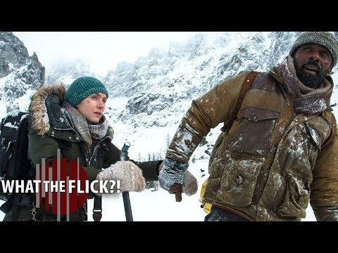 The Mountain Between Us - Official Movie Review