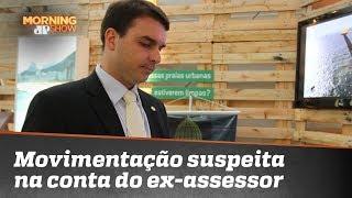 Relatório da Coaf indica movimentação financeira atípica de ex-assessor de filho de Bolsonaro