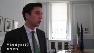 Minister Eoghan Murphy on the National Economic Dialogue