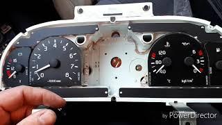 видео Подсветка приборной панели светодиодами. Разноцветная светодиодная подсветка приборной панели