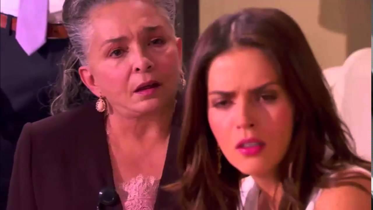 Simplemente María Gran Final Vanessa Intenta Acabar Con