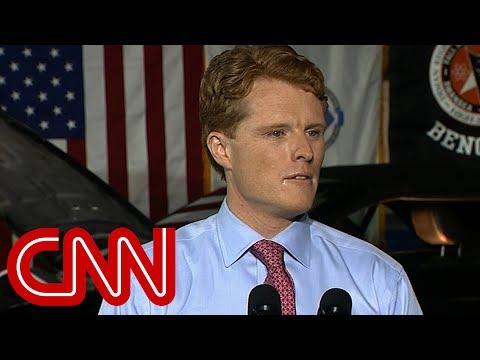 Joe Kennedy criticizes Trump in Democratic response