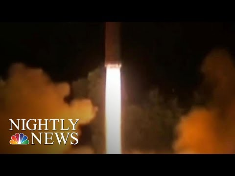 North Korea Says U.S. Mainland 'Within Our Target Range' For Missiles | NBC Nightly News