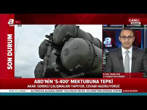 ABD'nin skandal mektubuna Türkiye'den sert tepki