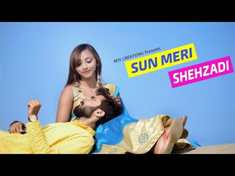 Sun Meri Shehzadi || Saaton Janam Main Tere || Heart Touching Love Story || Latest Hindi Song 2020 |