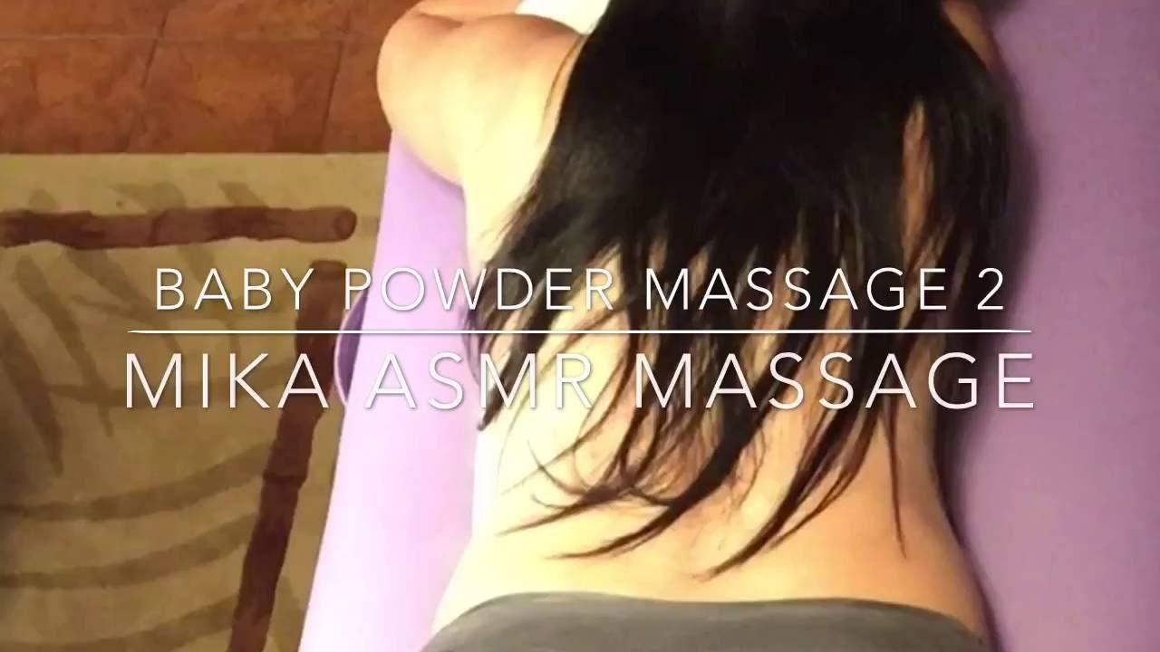 Massaggio In Polvere Per Bambini Erotico