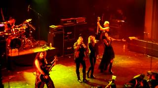 Therion - Wine of Aluqah (70000 Tons Of Metal 2015)