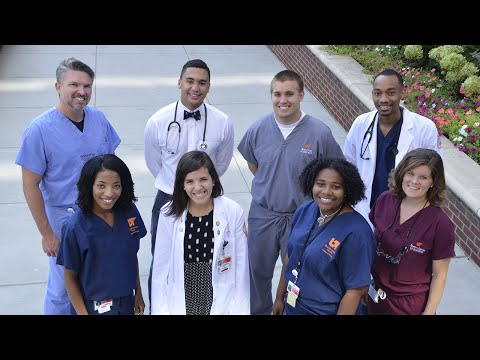 UTHSC College of Pharmacy Campus Tour