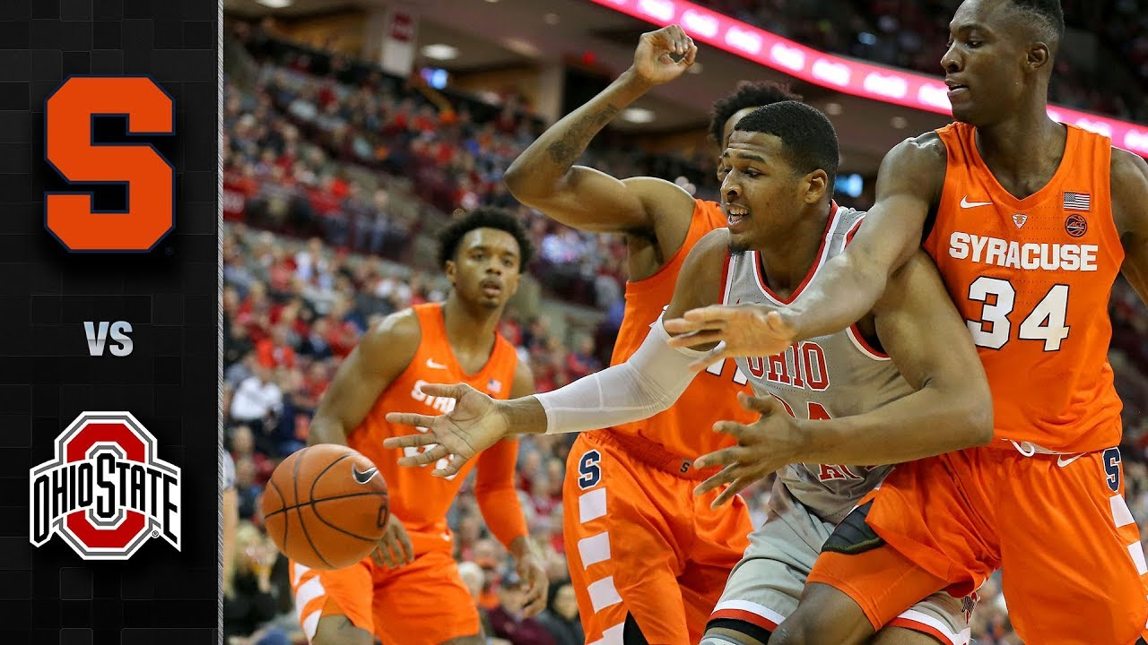 College Basketball Syracuse Uconn Ohio State Creighton: What Time Is The Next Syracuse Basketball Game