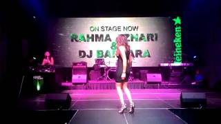 RAHMA AZHARI feat. BARBARA @ SUN CITY JAKARTA, 23 OCTOBER 2015